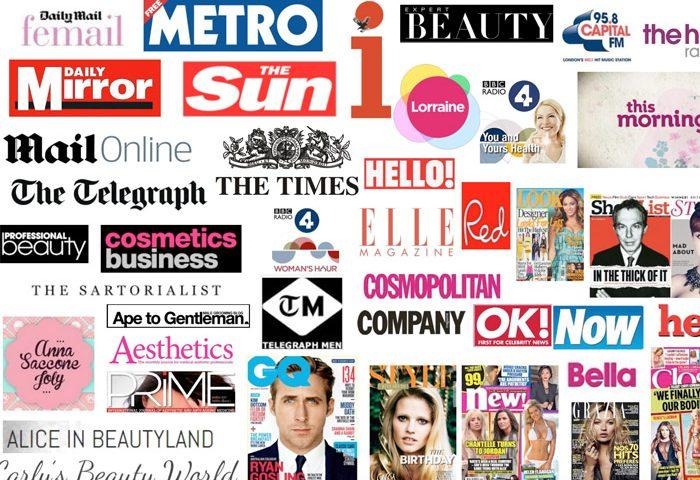 Beauty Lifestyle Media Logos