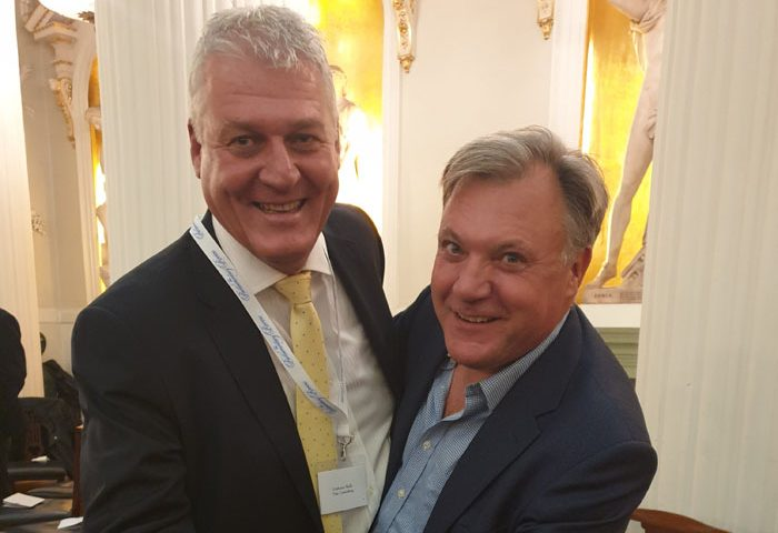 Grahame and Ed Balls