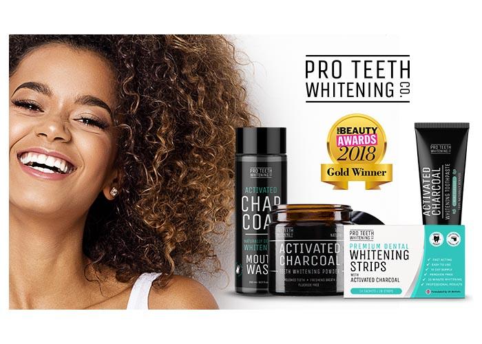 Pro Teeth Whitening Award